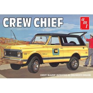 AMT AMT 897 CHEVY BLAZER CREW CHIEF 1/25 MODEL KIT