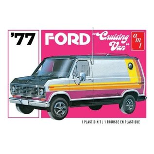 AMT AMT 1108M 1/25 1977 Ford Cruising Van MODEL KIT