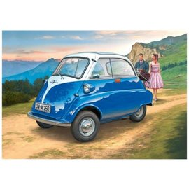 REVELL GERMANY REV BMW ISETTA 1/16 MODEL KIT