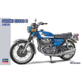 HASEGAWA HSG 21505 1/12 Suzuki GT380 B MODEL KIT