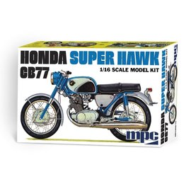 MPC MPC 898 1/16 Honda Super Hawk Motorcycle MODEL KIT