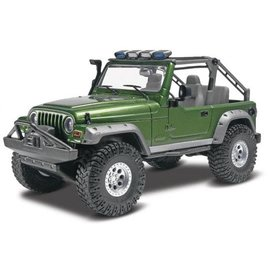 REVELL USA RMX 854053 JEEP WRANGLER 1/25 MODEL KIT