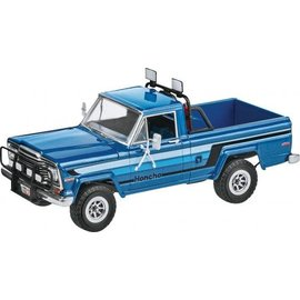 REVELL USA RMX 857224 1/25 1980 Jeep Honcho Ice Patrol MODEL KIT