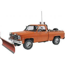 REVELL USA RMX 857222 GMC PICKUP/PLOW 1/24 MODEL KIT