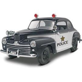REVELL USA RMX 854318 1948 FORD POLICE 1/25 MODEL KIT