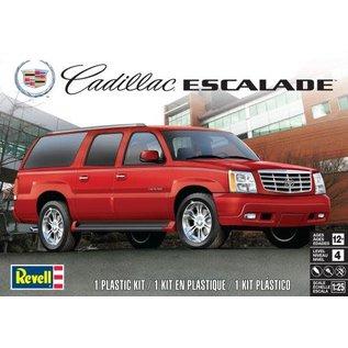 REVELL USA RMX 854482 CADILLAC ESCALADE 1/25 MODEL KIT