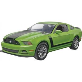 REVELL USA RMX 854187 2013 MUSTANG BOSS 1/25 MODEL KIT