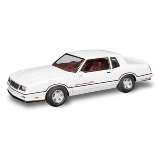 REVELL USA RMX 854496 1986 CHEVROLET Monte Carlo SS 2'N1 MODEL KIT