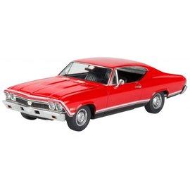 REVELL USA RMX 854445 1/25 '68 Chevelle SS 396