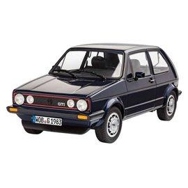 REVELL GERMANY RVL 05694 VW GOLF GTI PIRELLI EDITION MODEL KIT