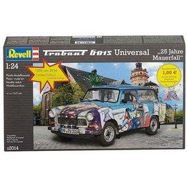 REVELL GERMANY REV 02014 TRABANT 1/24 MODEL KIT