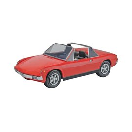REVELL USA RMX 854378 PORSCHE 914 1/25 MODEL KIT