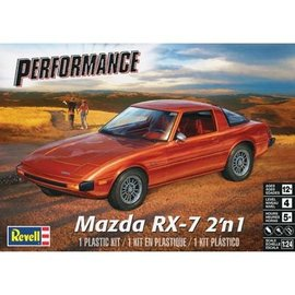 REVELL USA RMX 854429 1/24 '78 Mazda RX-7 2n1 MODEL KIT