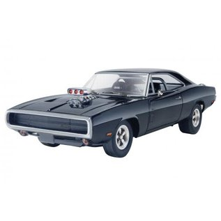 REVELL USA RMX 854319 70 FAST & FURIOUS DOMS CHARGER 1/25