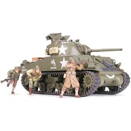 TAMIYA TAM 35250 M4A3 SHERMAN 1/35 MODEL KIT