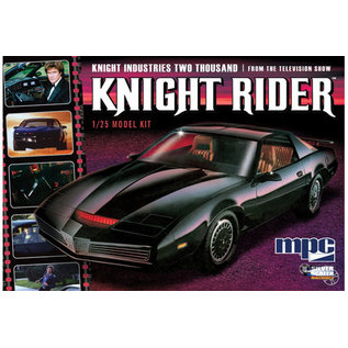 MPC MPC 806 KNIGHTRIDER 1/25 MODEL KIT