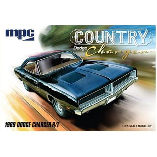 MPC MPC 878/12 1/25 1969 Dodge Country Charger RT