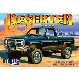 MPC MPC 847 1984 GMC PICKUP 1/25 MODEL KIT