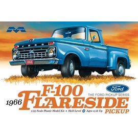 MOEBIUS MOE 1232 FORD F100 FLARESIDE PICKUP 1/25 MODEL KIT