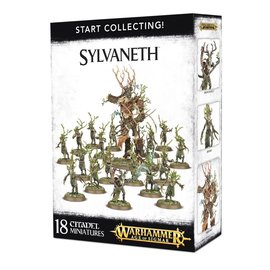 GAMES WORKSHOP WAR 99120204019 START COLLECTING SYLVANETH
