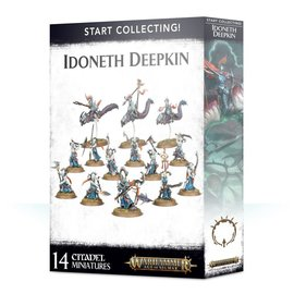 GAMES WORKSHOP WAR 99120219012 START COLLECTING IDONETH DEEPKIN