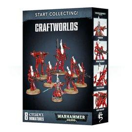 GAMES WORKSHOP WAR 99120104057 START COLLECTING CRAFTWORLDS