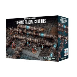 GAMES WORKSHOP WAR 99120199063 SECTOR MECHANICUS THERMIC PLASMA CONDUITS
