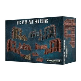 GAMES WORKSHOP WAR 99120199065 STC RYZA PATTERN RUINS