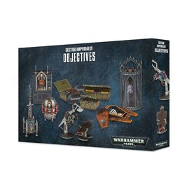 GAMES WORKSHOP WAR 99220199065 SECTOR IMPERIALIS OBJECTIVES