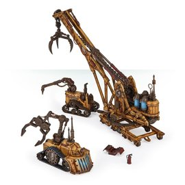GAMES WORKSHOP WAR 99120199054 SECTOR MECHANICUS GALVANIC SERVOHAULERS