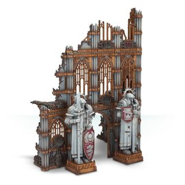 GAMES WORKSHOP WAR 99120199067 SECTOR IMPERIALIS BASILICANUM