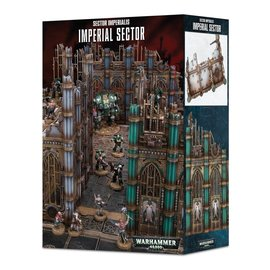 GAMES WORKSHOP WAR 99120199070 IMPERIAL SECTOR TERRAIN