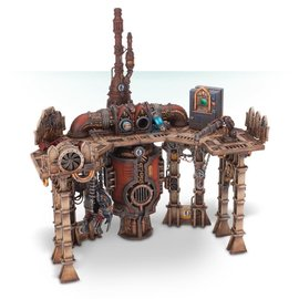 GAMES WORKSHOP WAR 99120199066 SECTOR MECHANICUS SACRISTAN FORGESHRINE