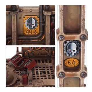 GAMES WORKSHOP WAR 99120199066 SECTOR MECHANICUS SACRISTAN FORGESHRINE