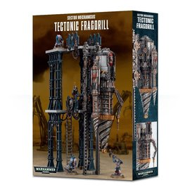 GAMES WORKSHOP WAR 99120199072 SECTOR MECHANICUS TECTONIC FRAGDRILL