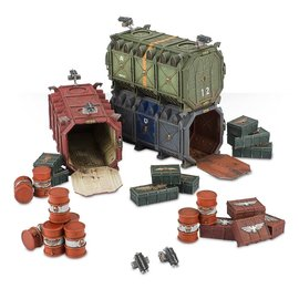 GAMES WORKSHOP WAR 99120199034 ARMOURED CONTAINERS