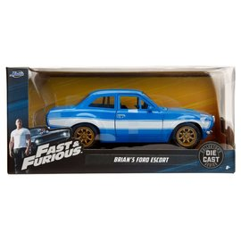 JADA TOYS JAD 99572 FAST AND FURIOUS BRIAN'S FORD ESCORT