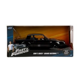 JADA TOYS JAD 99539 FAST AND FURIOUS DOM'S BUICK GRAND NATIONAL