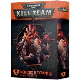 GAMES WORKSHOP WAR 60120606002 KILL TEAM NEMESIS 9 TYRANTIS