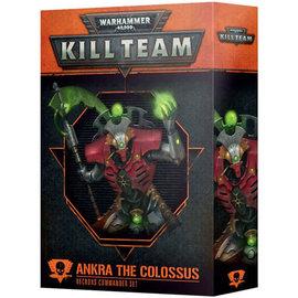 GAMES WORKSHOP WAR 60120610002 KILL TEAM ANKRA THE COLOSSUS