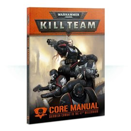 GAMES WORKSHOP WAR 60040699002 KILL TEAM CORE MANUAL