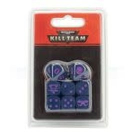 GAMES WORKSHOP WAR 99220606001 KILL TEAM TYRANIDS DICE