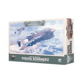 GAMES WORKSHOP WAR 99121803002 AERONAUTICA IMPERIALIS FIGHTA BOMMERZ