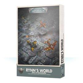 GAMES WORKSHOP WAR 99221899002 AERONAUTICA IMPERIALIS RYNN'S WORLD AREA OF ENGAGEMENT