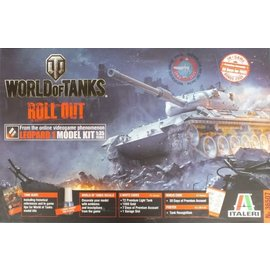 ITALERI ITA 37507 LEOPARD 1 1/35 MODEL KIT