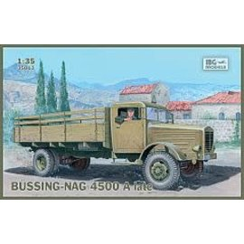 IBG IBG 35013 4500A BUSSING 1/35 MODEL KIT