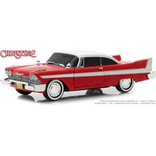 GREENLIGHT COLLECTABLES GLC 84082  CHRISTINE EVIL VERSION 1/24 DIECAST