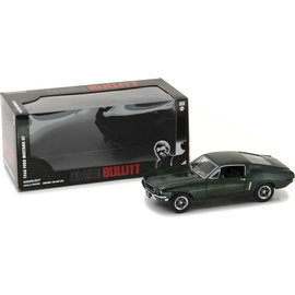 GREENLIGHT COLLECTABLES GLC 84041 BULLITT 1/24 DIECAST REPLICA