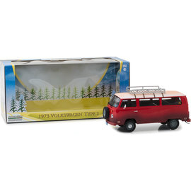 GREENLIGHT COLLECTABLES GLC 84034 FIELD OF DREAMS VW VAN 1/24 DIECAST