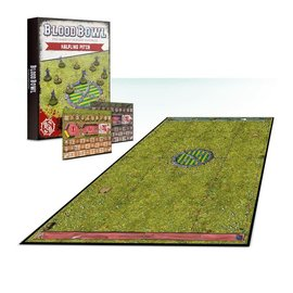GAMES WORKSHOP WAR 99220999013 BLOOD BOWL HALFLING PITCH